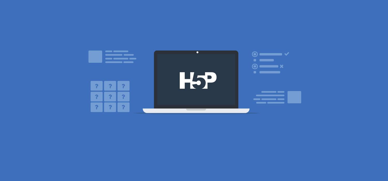 Criação de conteúdos a partir da ferramenta de autoria H5P